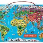 Karta svijeta za djecu odličan je način da im se približi naš raznovrstan i prostran svijet